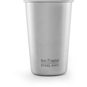 Klean Kanteen Pint Cup 16oz 4-pack (473 ml) Stainless (borstad finish)